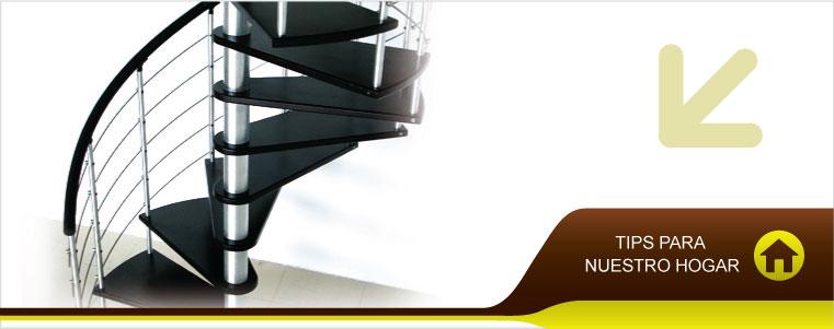Tips para elegir escaleras en nuestro hogar u oficina